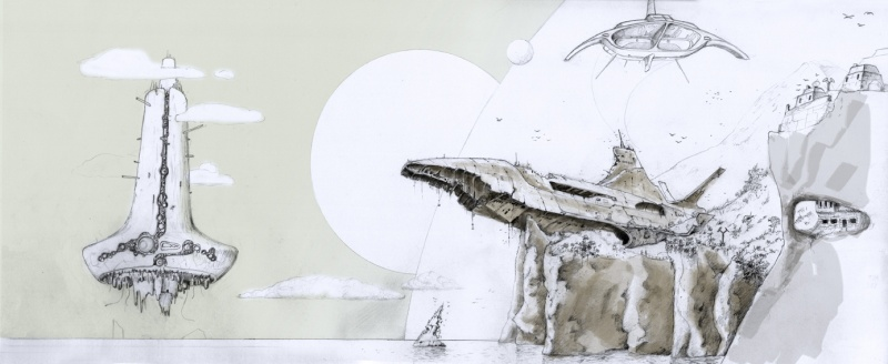 Nos coups de crayon, dessins et autres gribouillis... Erebus10