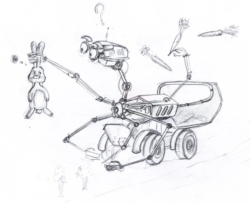 Nos coups de crayon, dessins et autres gribouillis... Ramass10