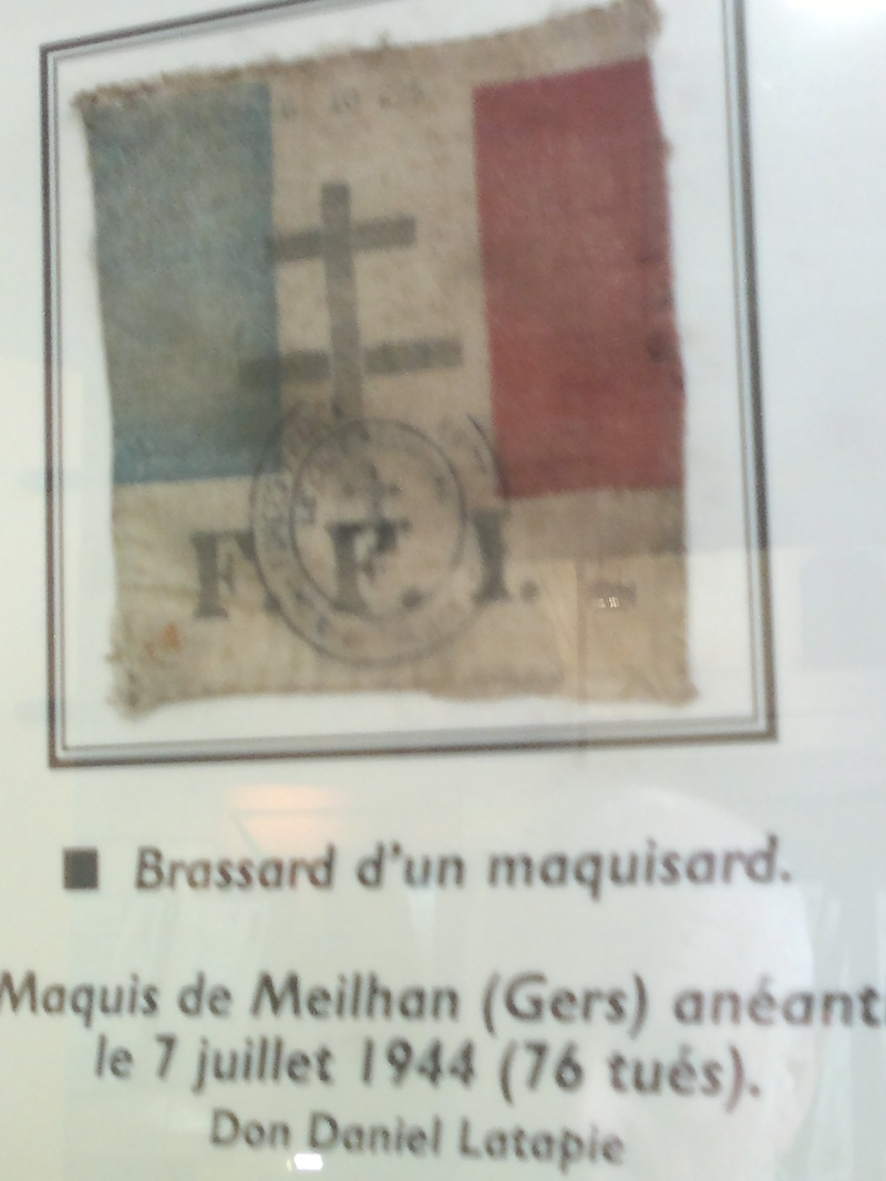 Musée de la Résistance et de la Déportation de toulouse 12042013