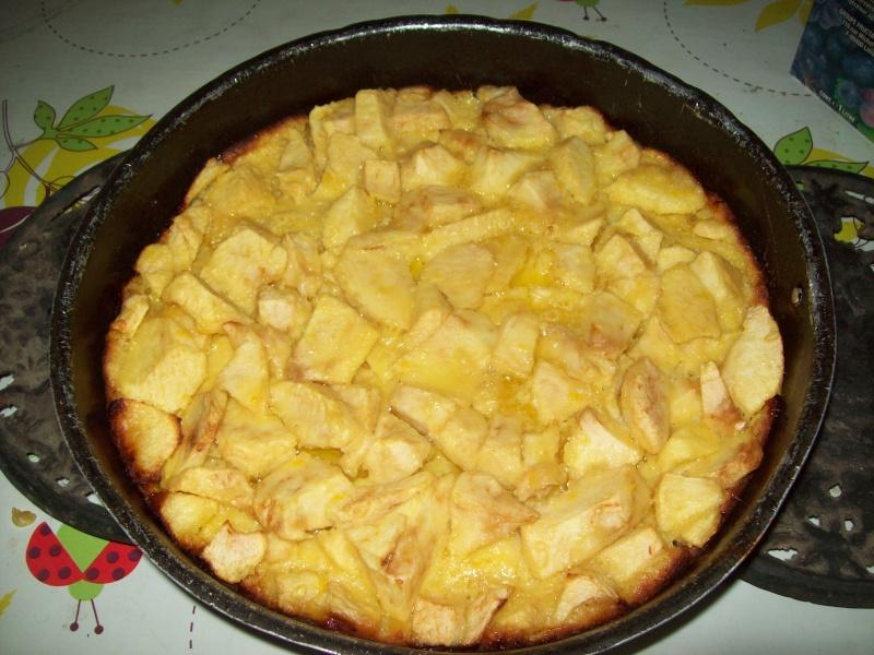 Recette délicieuse de clafouti aux cerises 101_5310