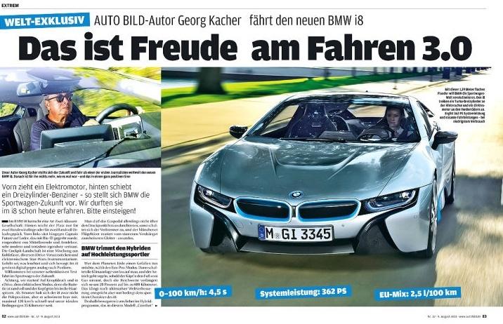 2013 - [BMW] i8 [i12] - Page 10 Autobi10