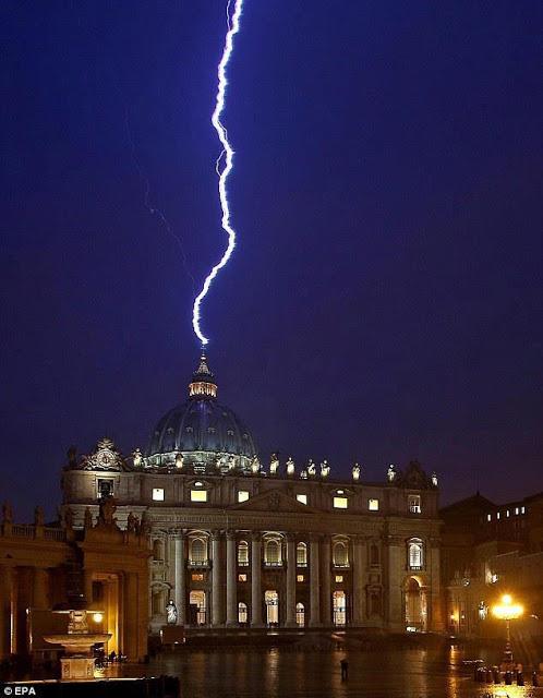 Un signe de la colère de Dieu? Rayo-e10