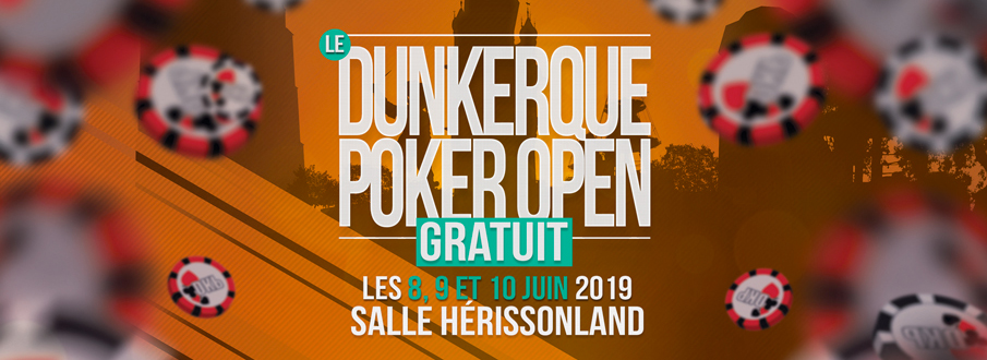 Dunkerque Poker Open 2019 Forum11