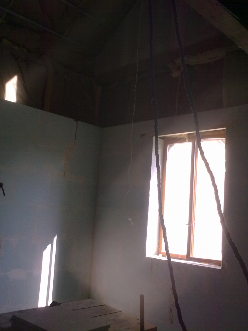 Transformation d'un séchoir à tabac en maison d'habitation 02082010