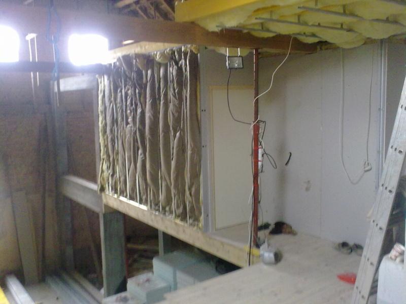 Transformation d'un séchoir à tabac en maison d'habitation 06032010
