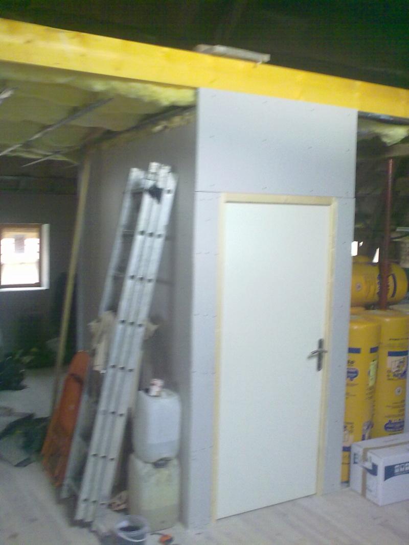 Transformation d'un séchoir à tabac en maison d'habitation 06032011