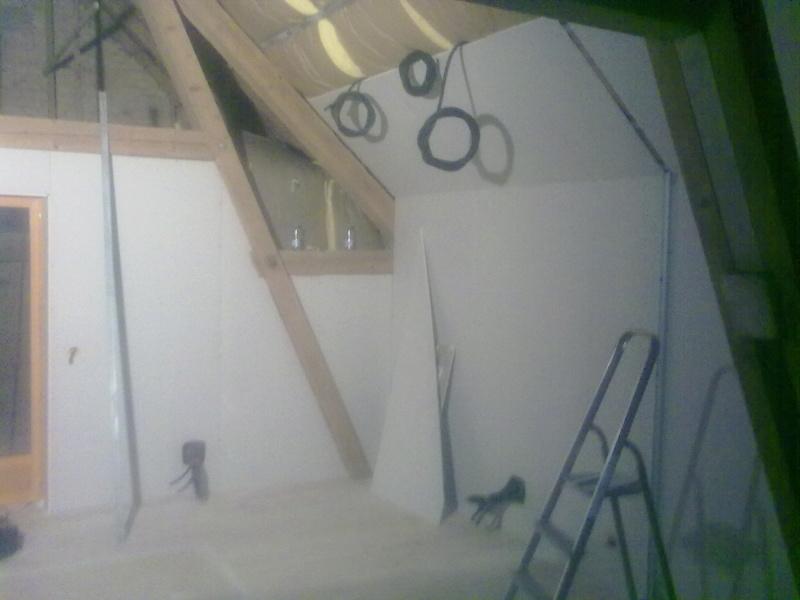 Transformation d'un séchoir à tabac en maison d'habitation 08022010