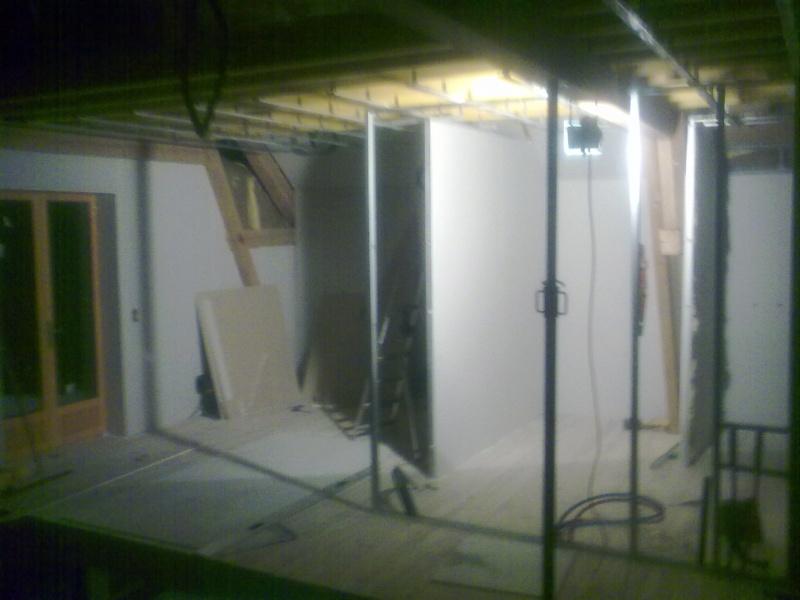 Transformation d'un séchoir à tabac en maison d'habitation 11022010