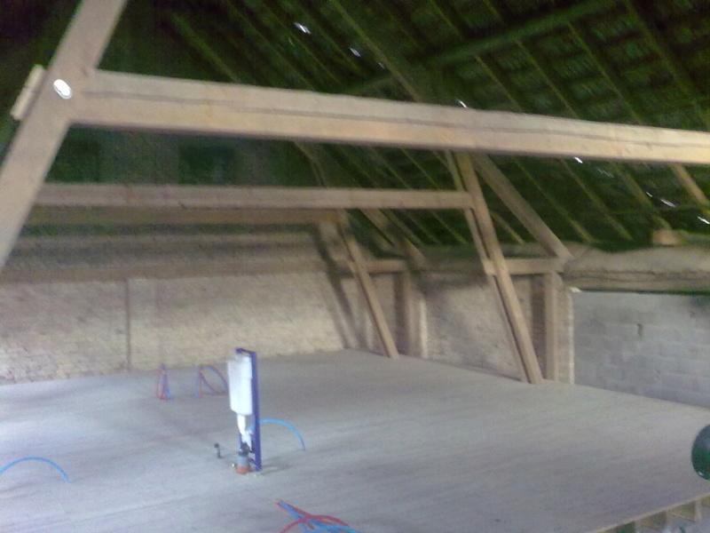 Transformation d'un séchoir à tabac en maison d'habitation 15012010