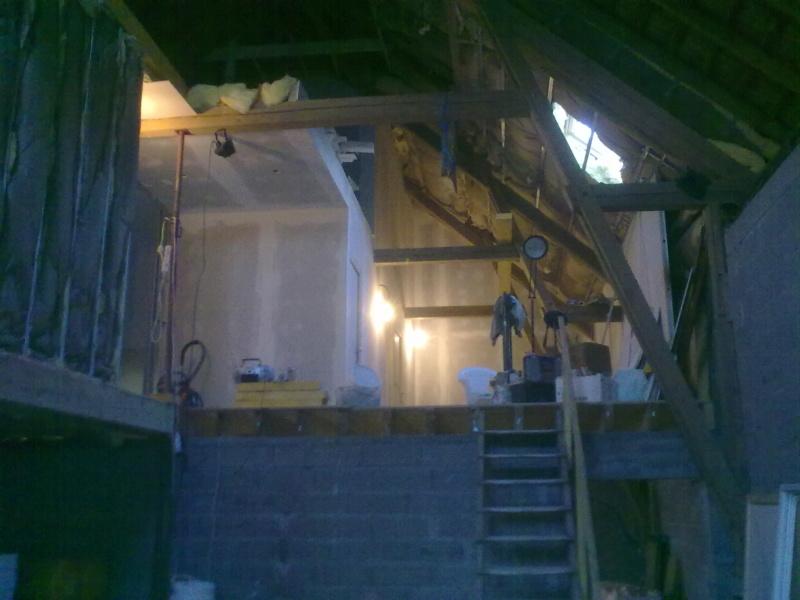 Transformation d'un séchoir à tabac en maison d'habitation 19042010