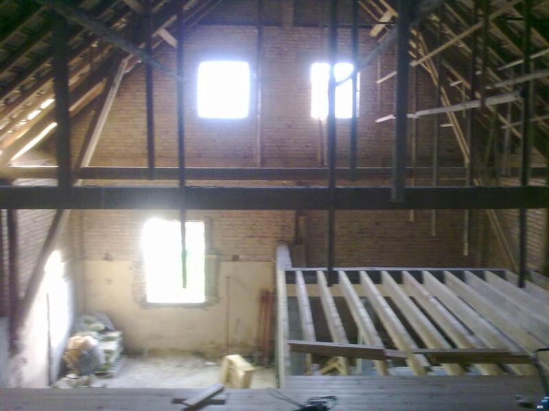 Transformation d'un séchoir à tabac en maison d'habitation 25092011