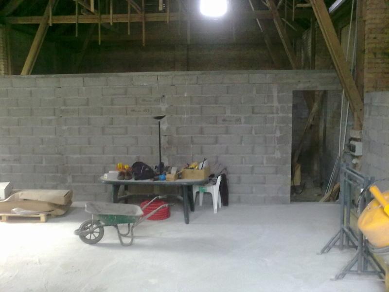 Transformation d'un séchoir à tabac en maison d'habitation 30082010