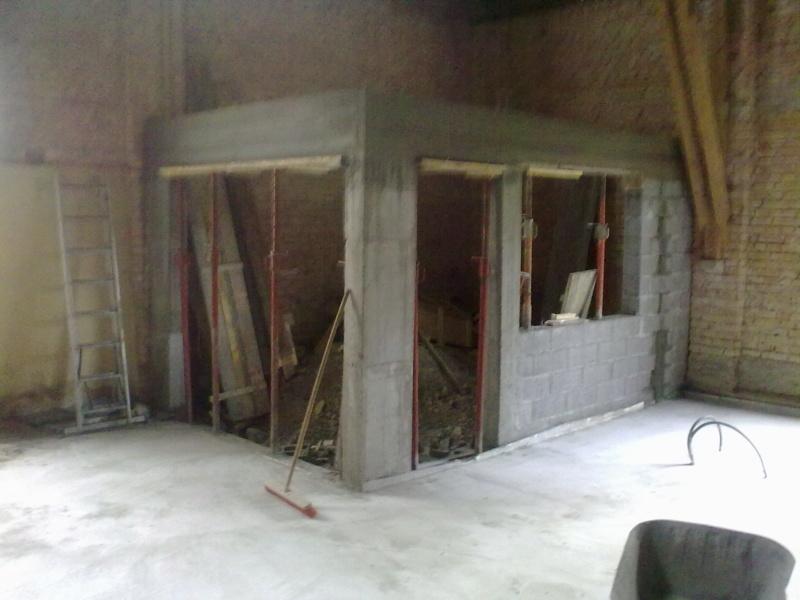 Transformation d'un séchoir à tabac en maison d'habitation 30082011