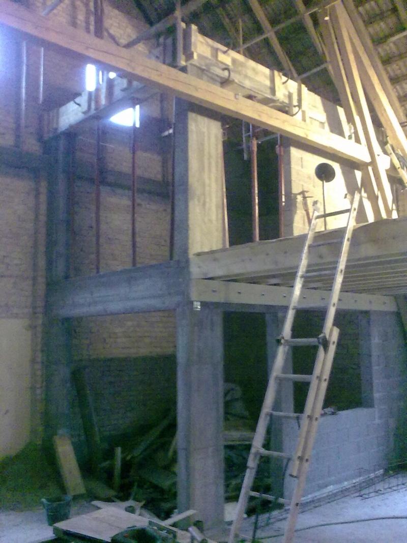 Transformation d'un séchoir à tabac en maison d'habitation 30102011