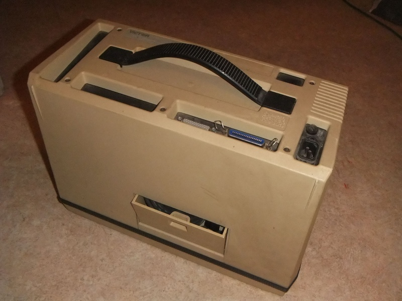 Ordinateur portable Vicki (fabricant : Victor USA) Dscf2817