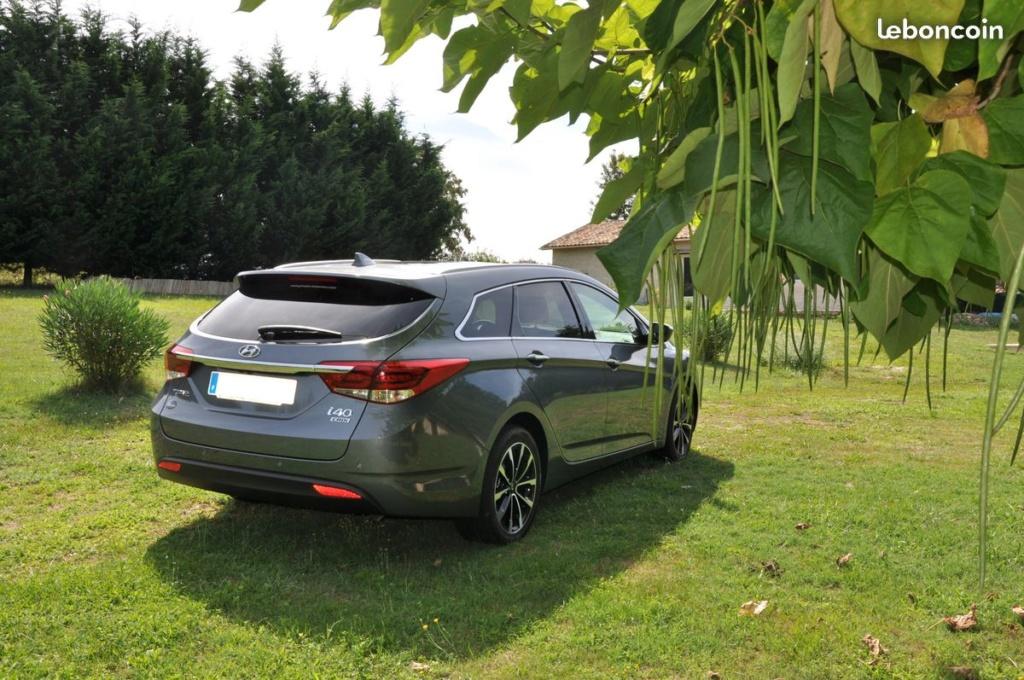 Hyundai I40 break comme neuve boite auto garantie constructeur I40_0210