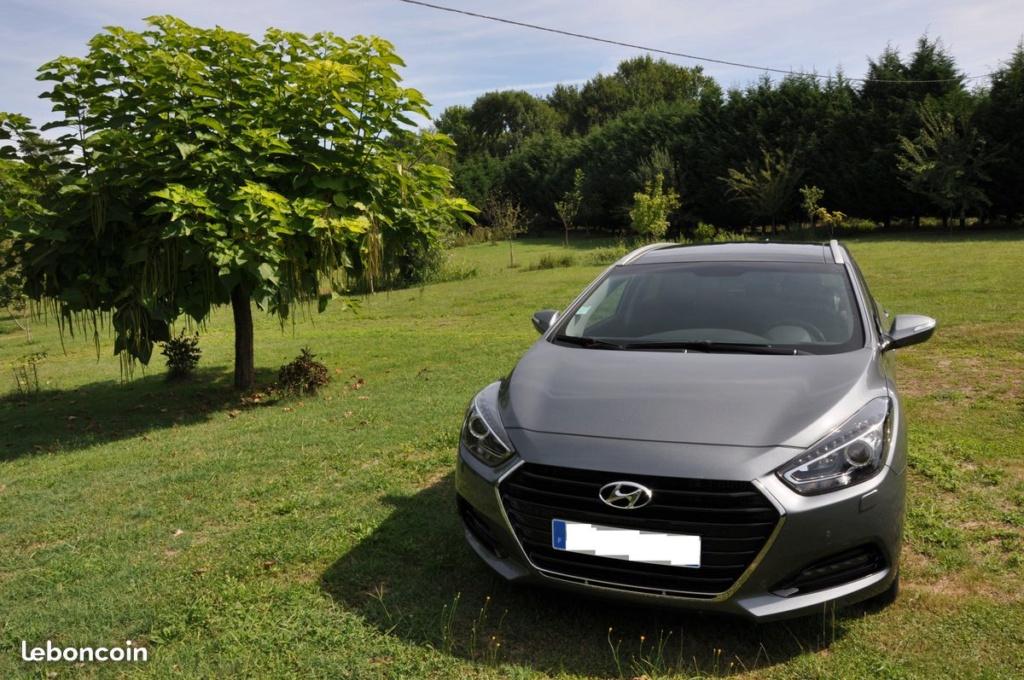 Hyundai I40 break comme neuve boite auto garantie constructeur I40_0310