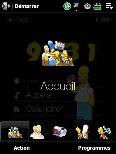 [MAJ 19/01/09]Récapitulatif des thèmes TF3d Screen11
