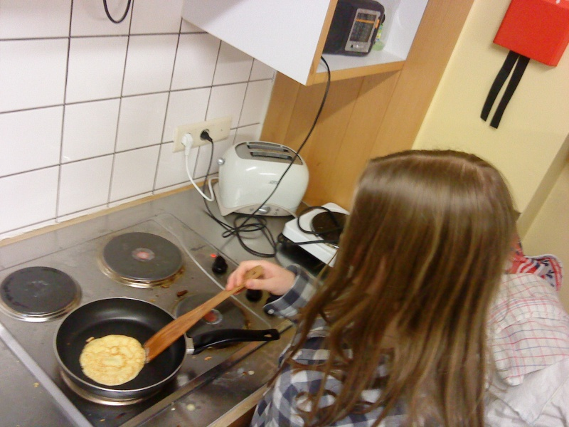 Pancakes Yaourt Nature Dsc00211