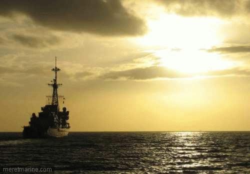 Une chasse au sous-marin sur la frégate Latouche-Tréville 1074910