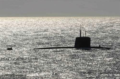 Une chasse au sous-marin sur la frégate Latouche-Tréville 1092510
