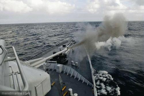 Une chasse au sous-marin sur la frégate Latouche-Tréville 1143910
