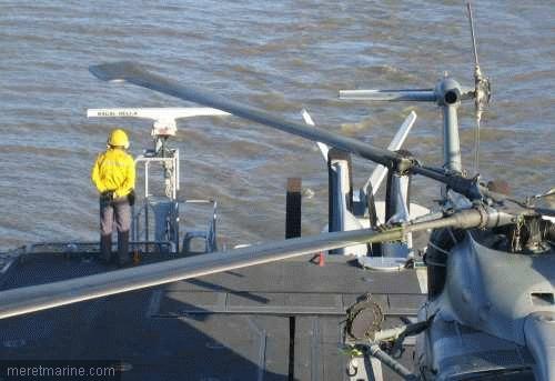 Une chasse au sous-marin sur la frégate Latouche-Tréville 1197810