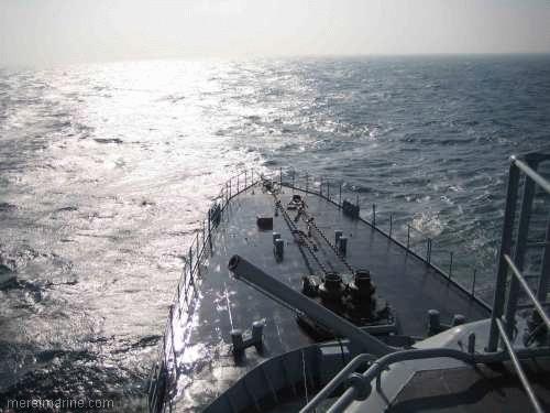 Une chasse au sous-marin sur la frégate Latouche-Tréville 1198510