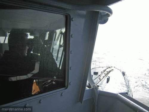 Une chasse au sous-marin sur la frégate Latouche-Tréville 1198710