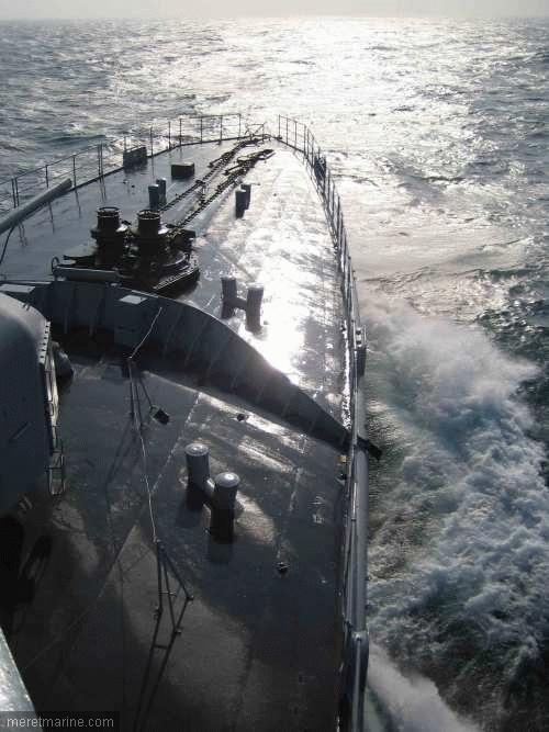 Une chasse au sous-marin sur la frégate Latouche-Tréville 1198810