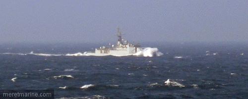 Une chasse au sous-marin sur la frégate Latouche-Tréville 1199410