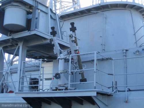 Une chasse au sous-marin sur la frégate Latouche-Tréville 1202310