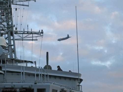 Une chasse au sous-marin sur la frégate Latouche-Tréville 1202410