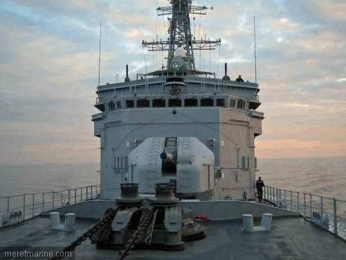 Une chasse au sous-marin sur la frégate Latouche-Tréville 1202510