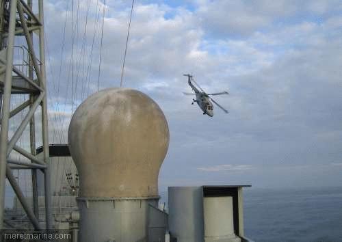 Une chasse au sous-marin sur la frégate Latouche-Tréville 1203010