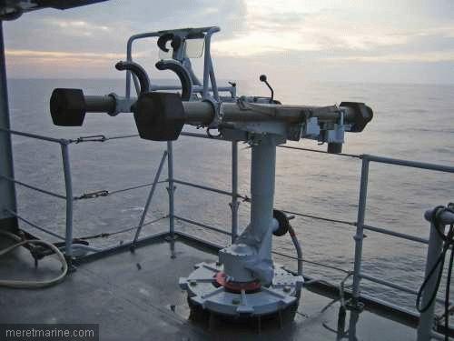 Une chasse au sous-marin sur la frégate Latouche-Tréville 1203610