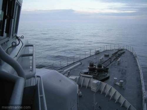 Une chasse au sous-marin sur la frégate Latouche-Tréville 1203710