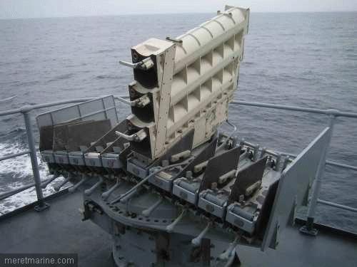 Une chasse au sous-marin sur la frégate Latouche-Tréville 1204310