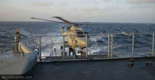 Une chasse au sous-marin sur la frégate Latouche-Tréville 1205610