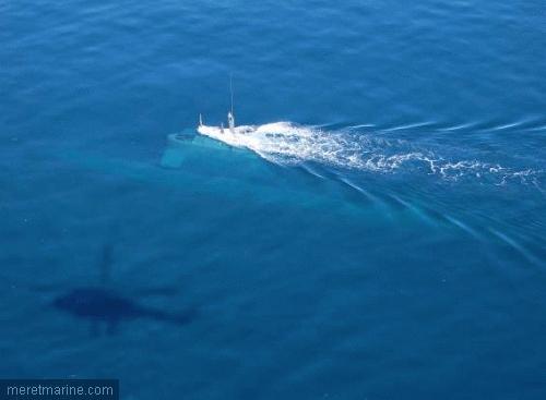 Une chasse au sous-marin sur la frégate Latouche-Tréville 704310