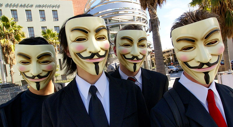 Anonymous contre la Scientologie Anonym11
