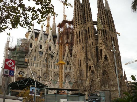 Un petit tour à Barcelone P1000236