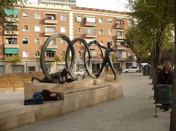 Un petit tour à Barcelone P1000241
