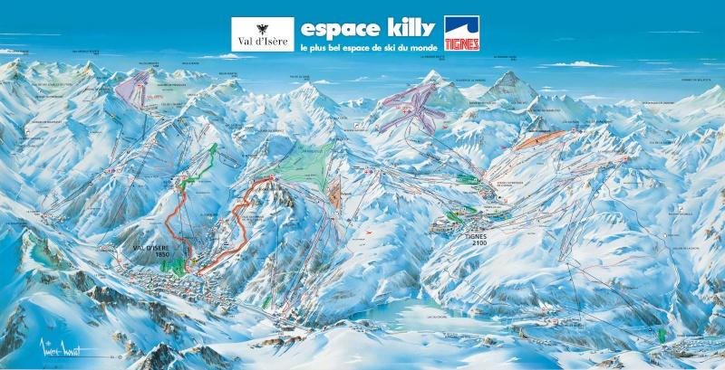 [EK]Saison 2008/2009 : plan des pistes, tarifs Espace10