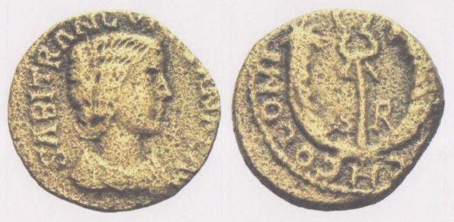Antioche de Pisidie pour Tranquilline 3010