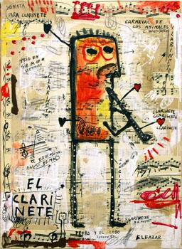La clarinette vue par les peintres - Page 2 Eleaza10