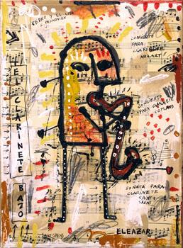 La clarinette vue par les peintres - Page 2 Eleaza11