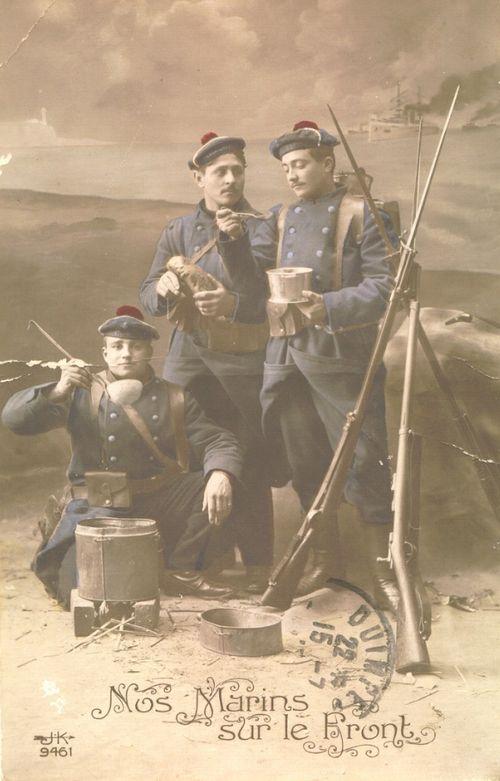 [Les traditions dans la Marine] Tenue dans la Marine- Tome 01 - Page 4 500px10