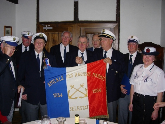 [ Associations anciens Marins ] Anciens Marins de Sélestat (67 Bas-Rhin) Choral10
