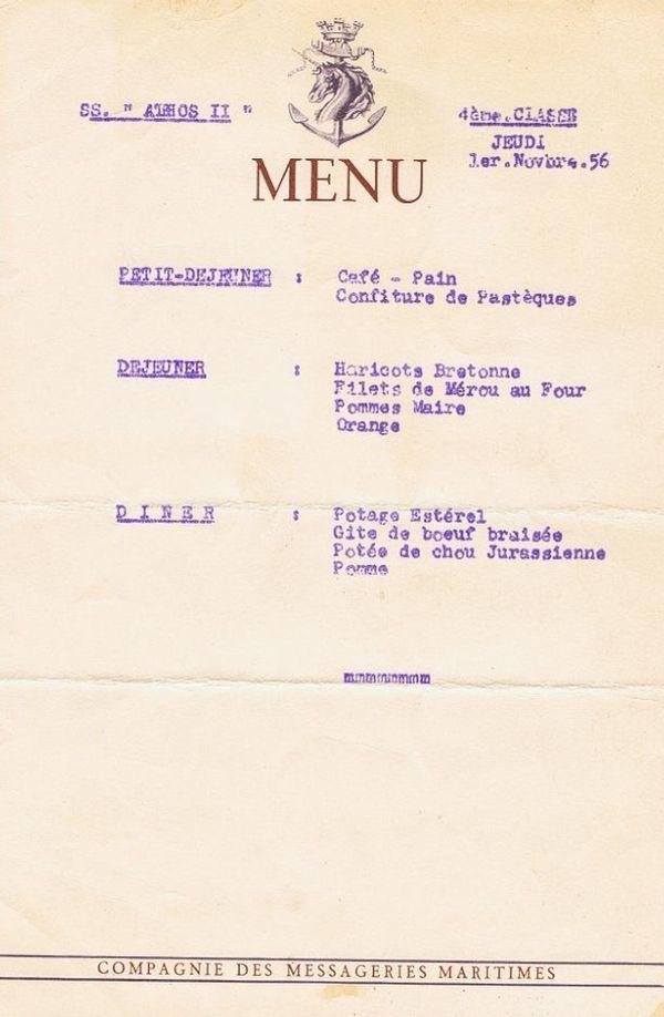 L'Expédition d'Egypte 1956 - Page 2 Menu_a10
